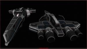 Fulcrum Class Corvette