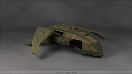 CTE-9000 Condor Bomber