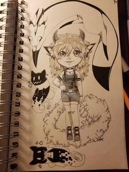 Random Doodle 1