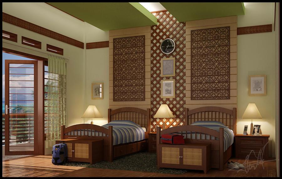 kamar anak anak by halami on deviantart