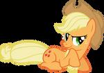 Applejack Smirk