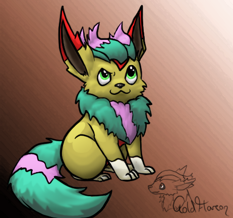 GoldFlareon's Profile Picture