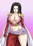 Boa Hancock - Pirate Empress