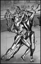 Dance with me 1 by Yanarada