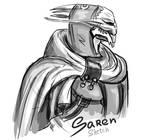 Saren sketch