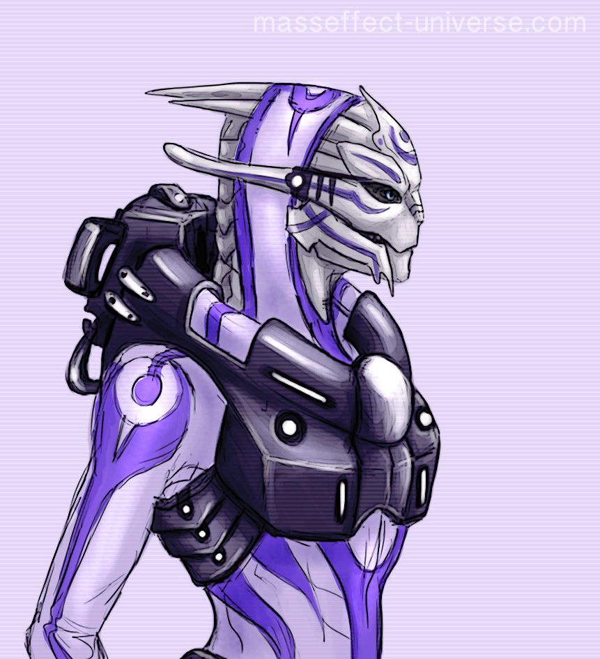 Light Armor Amonis by Yanarada