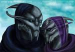 Saren and Amonis