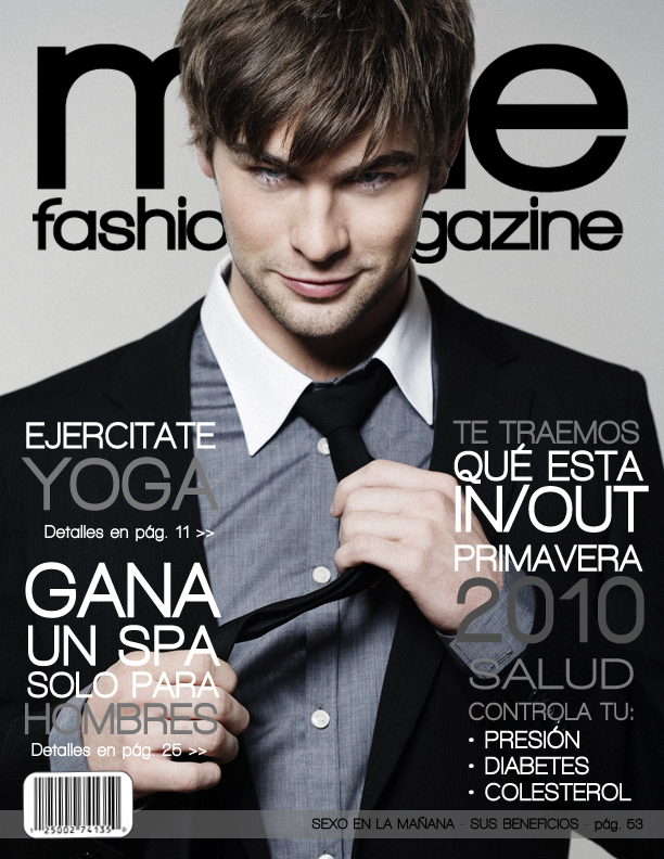 Male Fashion Magazine 2 By Yairalynn On Deviantart