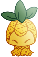 Pineapple Petilil by DancesofShadows