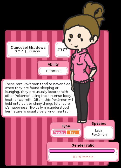 DancesofShadows's Profile Picture