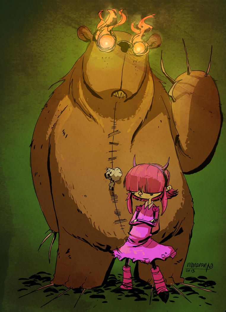 Annie by Dantorio