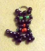 Itty Bitty Kitty Charm by kissableangel