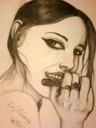 Liz Vicious Fan Art