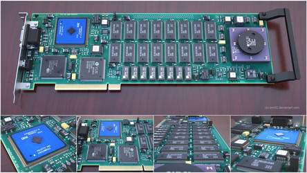 Ancient High-End Graphics Card by pnn32