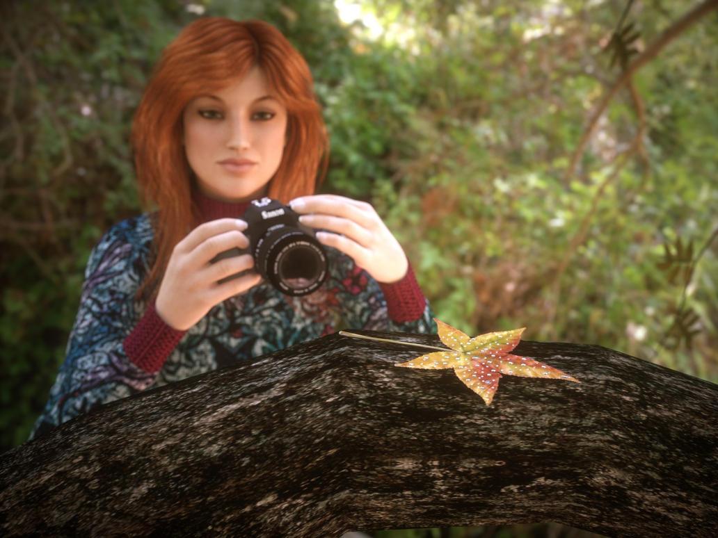 Autumn Leaf Dew by pnn32