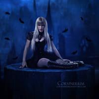 The Darkest Swan by Corvinerium