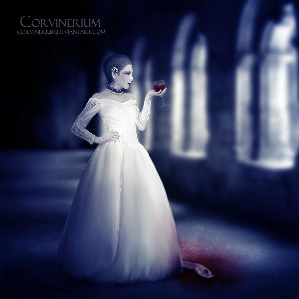Midnight Snack by Corvinerium