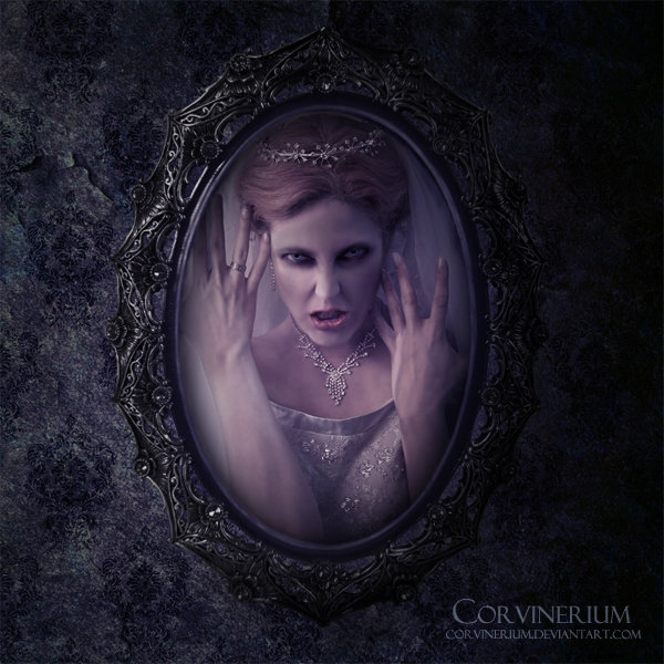 Mirror mirror on the wall by corvinerium on deviantart for Miroir on the wall