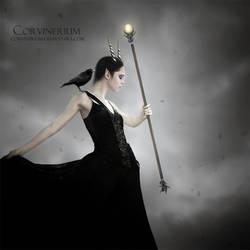 Mistress Of Evil by Corvinerium