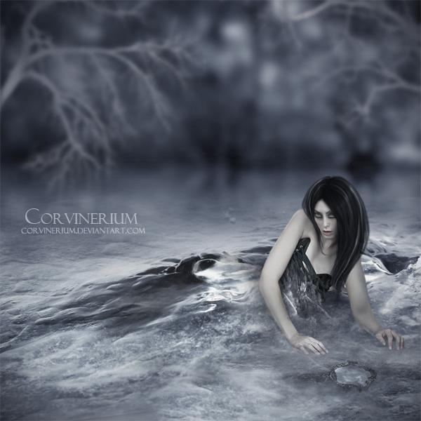 Frozen Soul by Corvinerium