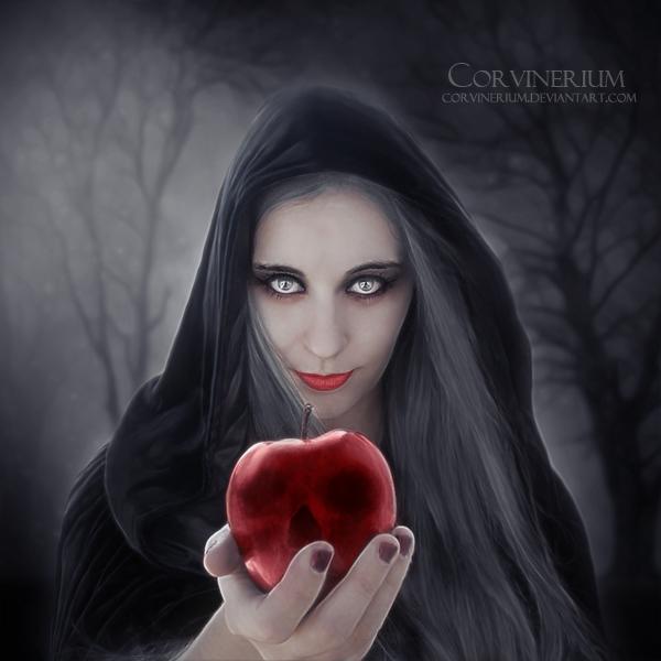 Forbidden Fruit by Corvinerium on DeviantArt