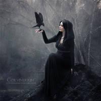 The Dark Messenger by Corvinerium