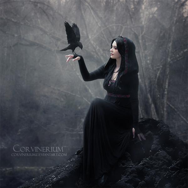 The Dark Messenger
