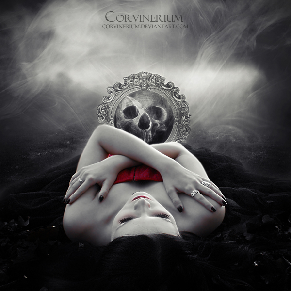 Reflection Of Death by Corvinerium