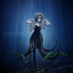 Poor Unfortunate Souls by Corvinerium
