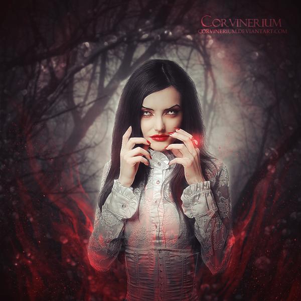 Blood Magic by Corvinerium