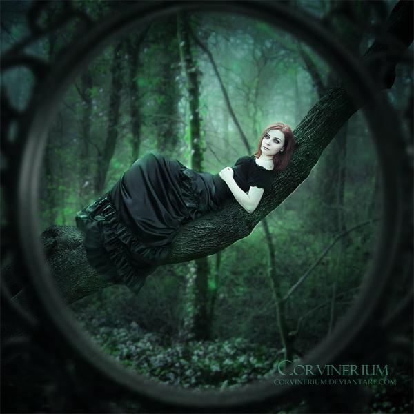 Hidden Place by Corvinerium