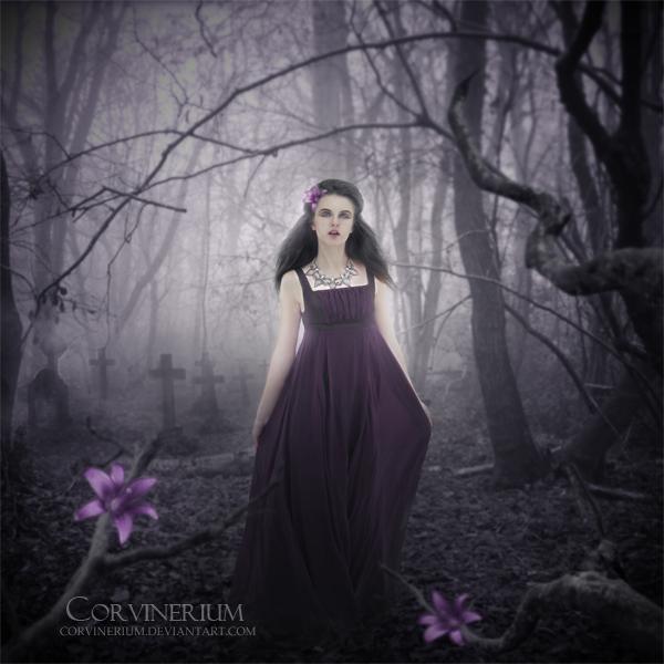 Deadly Nightshade by Corvinerium