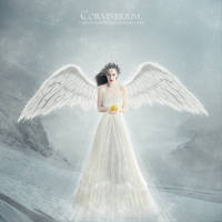 Angel Of Snow by Corvinerium