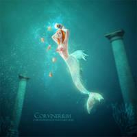 Treasures Of The Sea by Corvinerium