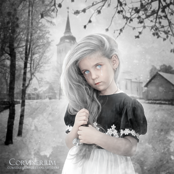 Eternal Winter by Corvinerium