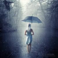 Listen To The Rain by Corvinerium