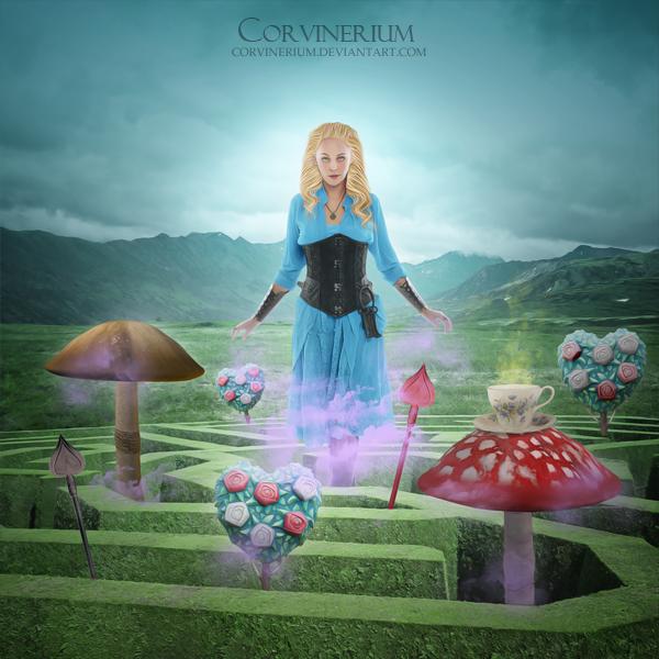 A l i c e by Corvinerium