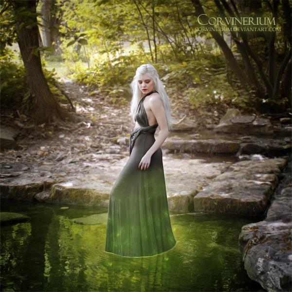 Green Elixir by Corvinerium