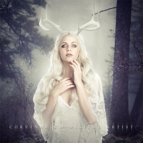 Forest Spirit by Corvinerium