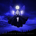 Moon Fairy by Corvinerium