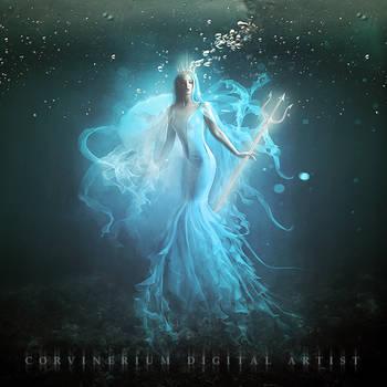 Sea Goddess by Corvinerium