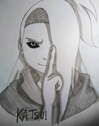 Naruto Shippuden- Deidara Katsu! by Hjuju