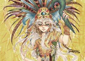 Azteca by oasiswinds