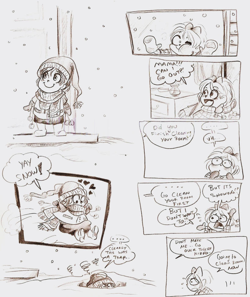 Snow by oasiswinds