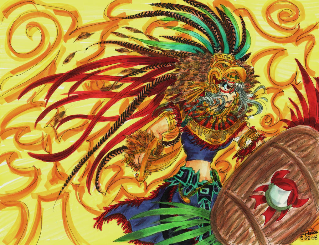 Aztecas by oasiswinds on DeviantArt I Am Really Sorry Wallpaper