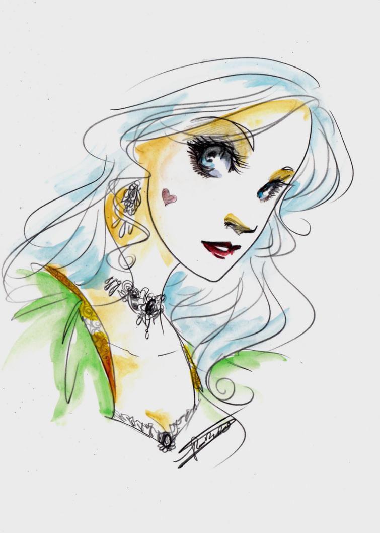 Miss Princess Viola by oasiswinds