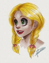 Evangeline 'Evie' Commission