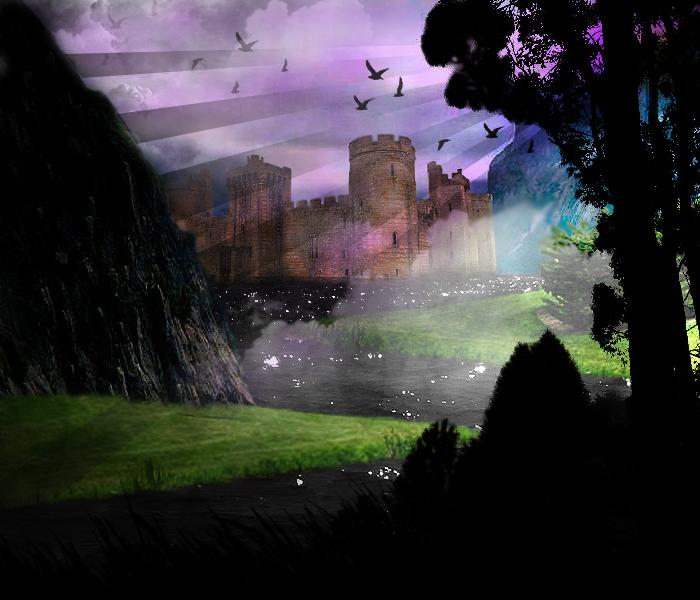 Mystical Castle by Trehee on DeviantArt