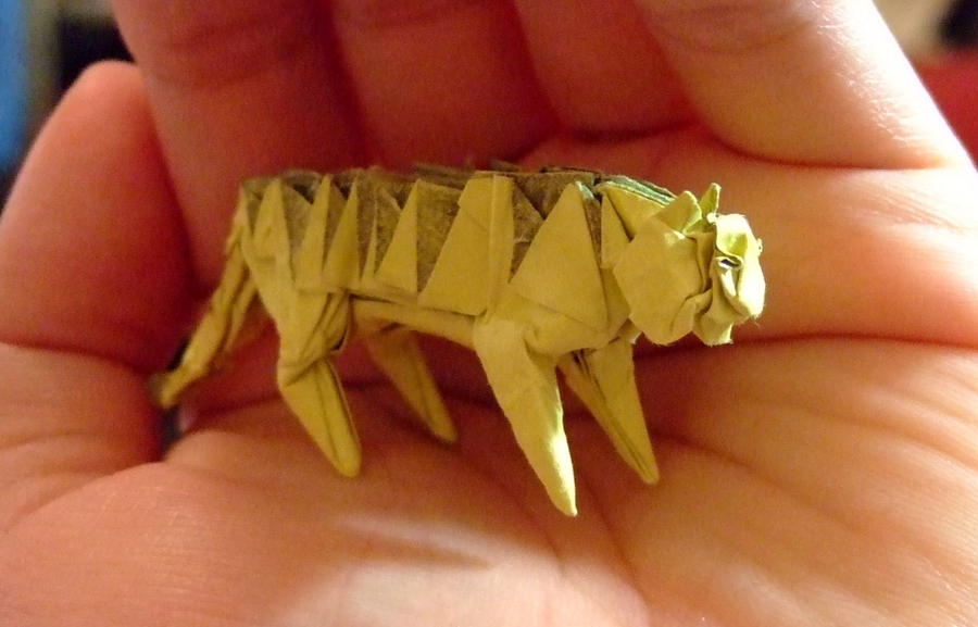 Mini Komatsu Tiger