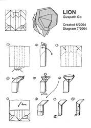 lion diagram page 1 by guspath